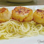 Pan-Seared Lemon Butter Scallops