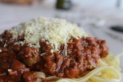 Family Savvy Spaghetti Sauce
