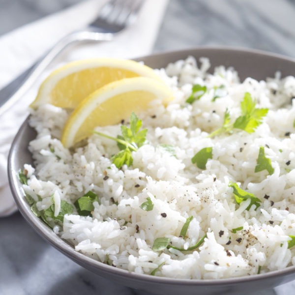This is the Real Recipe for Taziki's Cafe Basmati Rice