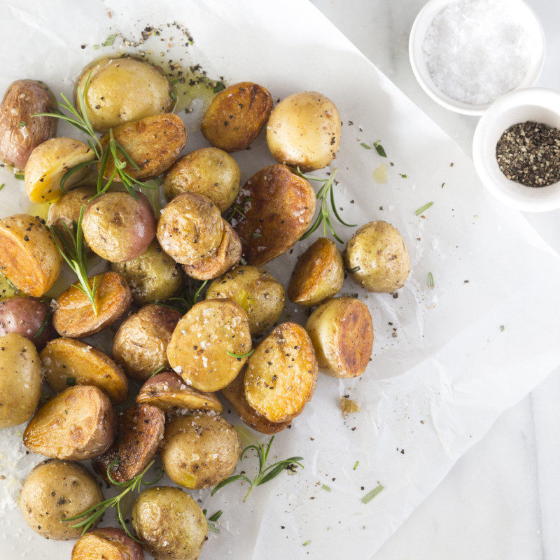 "How to Make Crisp-Tender ""Roasted"" Potatoes in the Instant Pot"