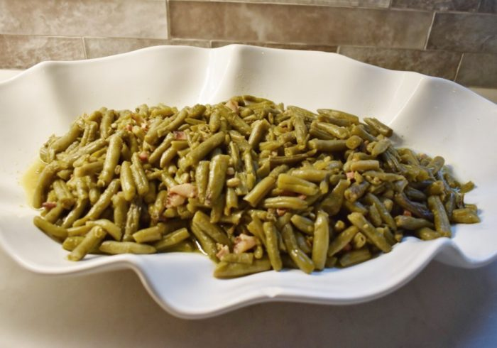 My Family's Favorite: Mississippi Green Beans