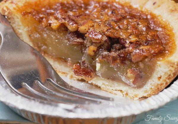 Easy & Delicious Granny's Pecan Pie Tarts
