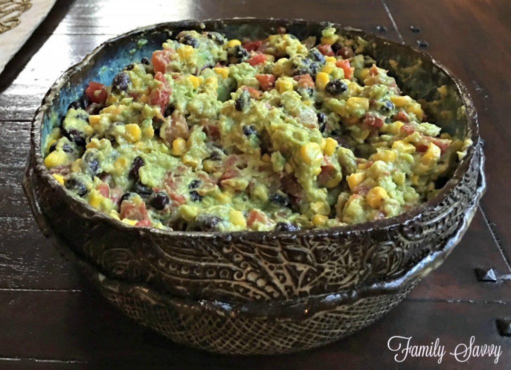 Jim's Guacamole