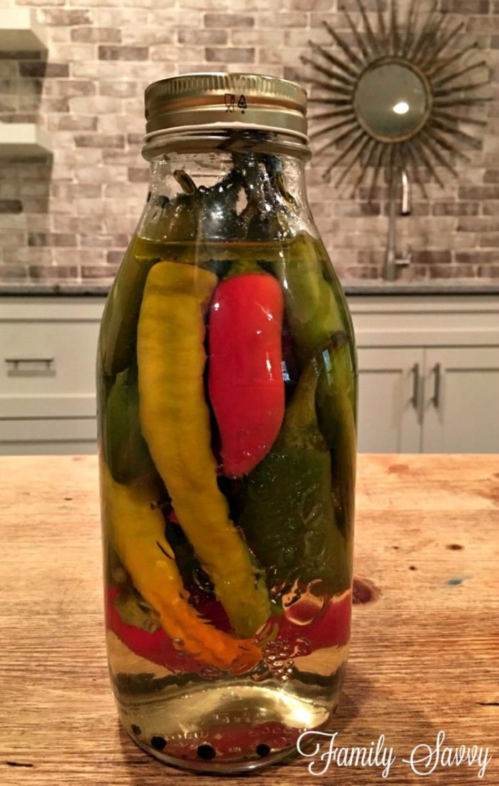 Southern Pepper Sauce