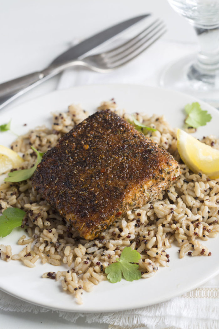 How to Make Blackened Mahi Mahi Filets that are Company Worthy