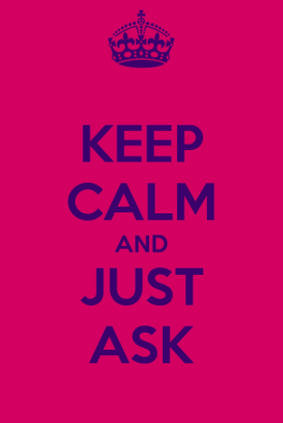 """Savvy Shopper Mantra: """"Just Ask"""""""