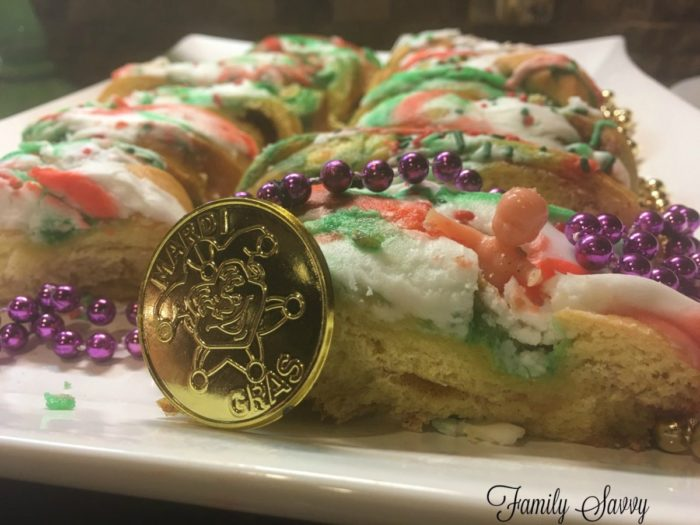 My Fave Mail Order King Cake