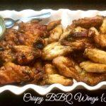 Crispy BBQ Wings {Instant Pot}