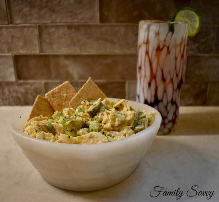 Zesty Tuna Salad