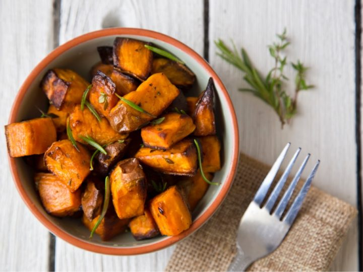 herbes de provence sweet potatoes
