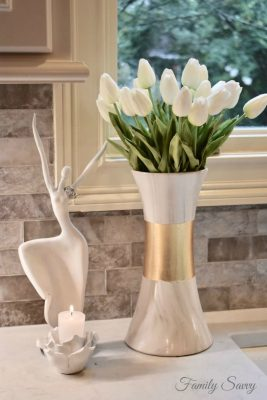 chic & creative ring holders for the kitchen