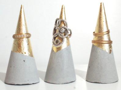 chic & creative ring holder ideas kitchen