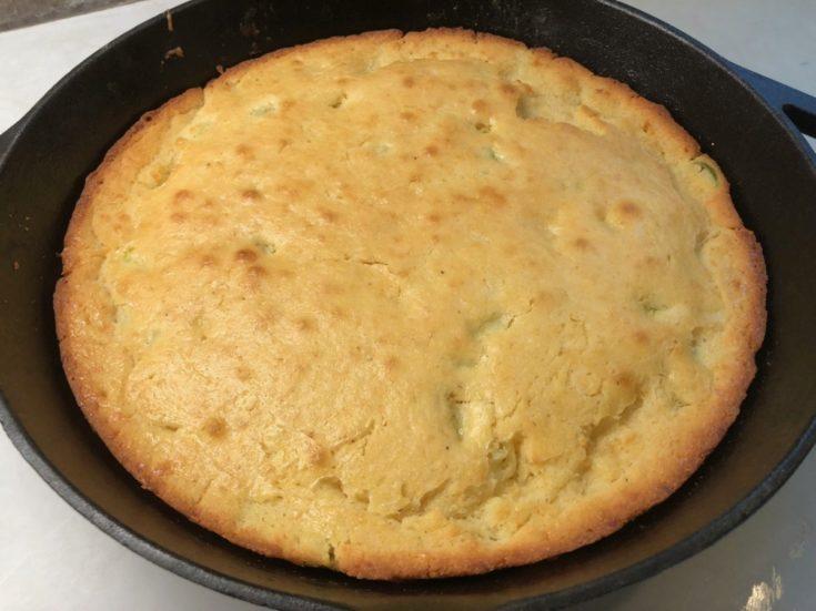 Pimento Cheese Cornbread
