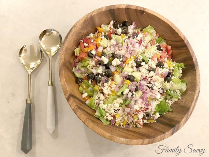 Greek Chopped Salad