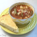 Grandma Grace's Vegetable Soup