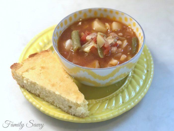 Grandma Grace's Vegetable Soup