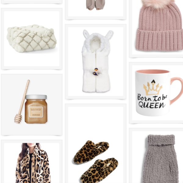 Gift Guide: Warm, Comfy & Cozy