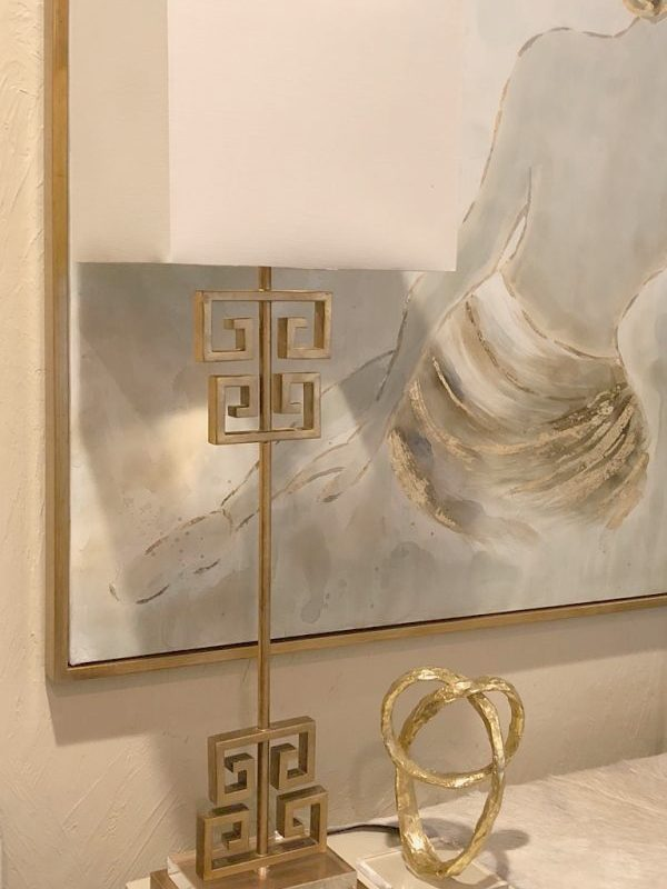 Add Glam to Interior Spaces with Gold Decor