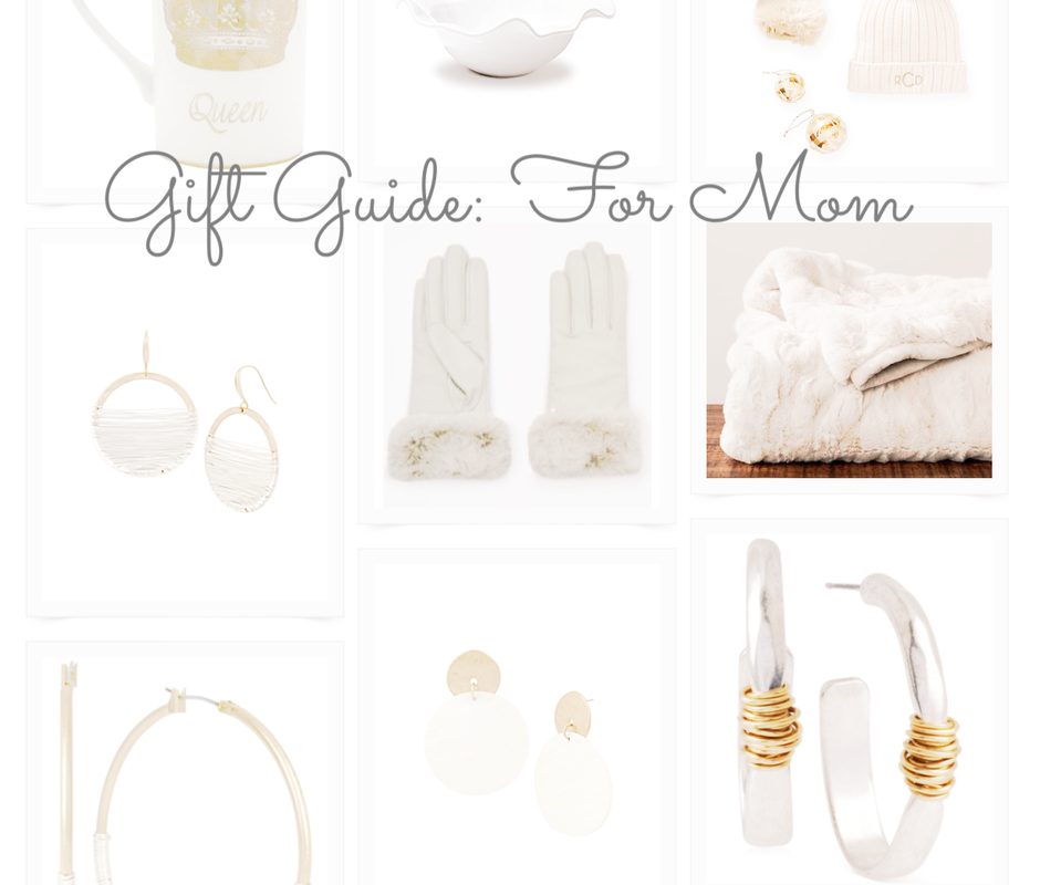 Gift Guide: For Mom (Mother-of Pearl and More)