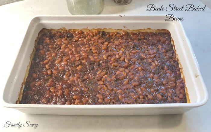 Beale Street Baked Beans