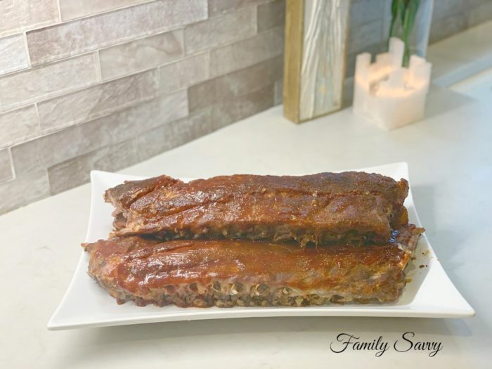Fall-Off-the-Bones Baby Back Ribs: Oven Method