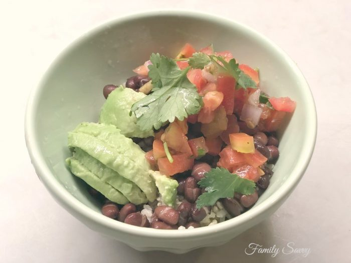 HOW TO MAKE BLACK BEAN CUBAN BOWLS (INSTANT POT OPTIONAL)