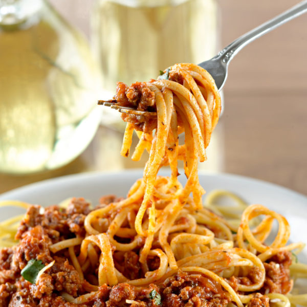 The Best Spaghetti (with Meat Sauce) in the World