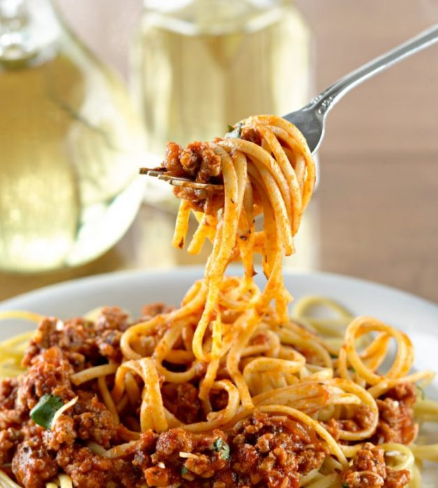 best spaghetti meat sauce ever