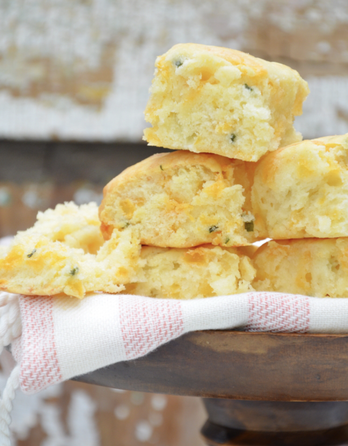 These Cheesy Biscuits Will Be the Main Attraction of any Southern Table