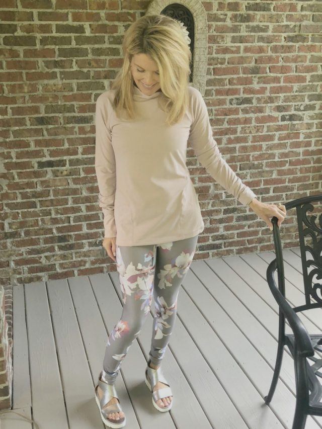 Transition Into Fall with Cute & Comfy Athleisure