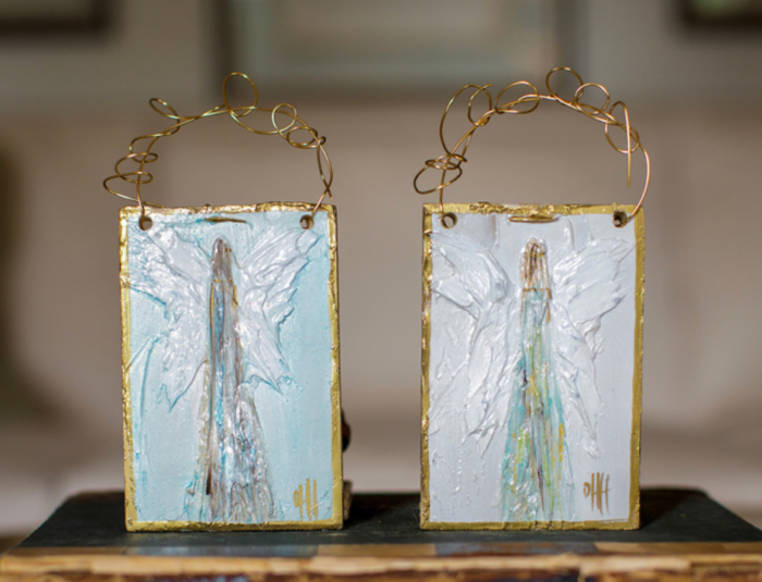 This Elegant Art Will Take Your Holiday Decorating and Gift Giving to the Next Level