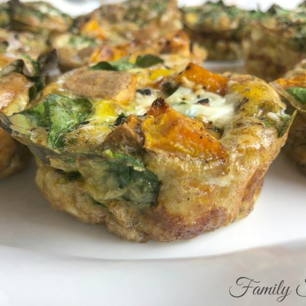 Why You Need to Make These Healthy Turkey Breakfast Cups