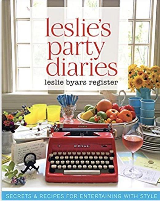 Leslie's Party Diaries