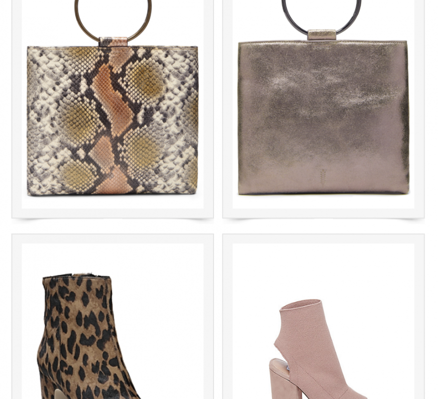 Update Your Fall Wardrobe with these Trendy Boots, Shoes & Totes