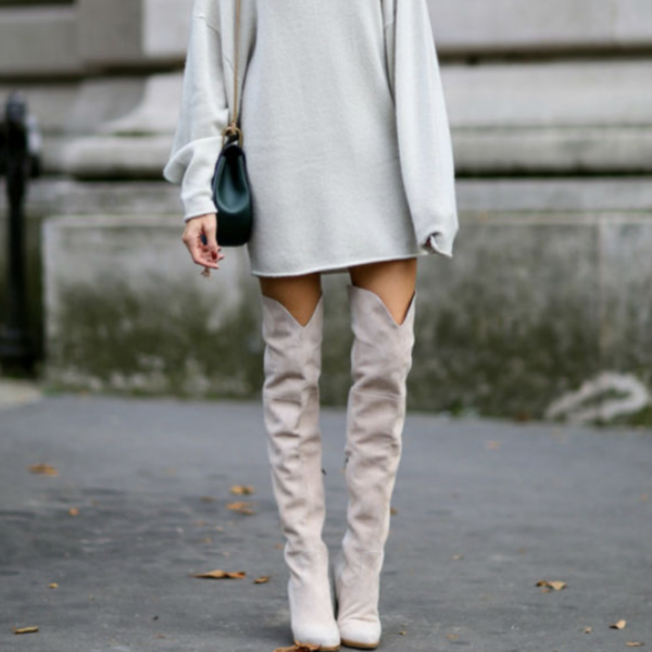 10 Great Over-the-Knee Boots and Some Fab Ways to Style Them