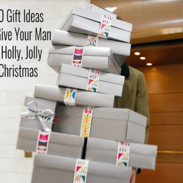 Gift Guide: Give Him a Holly Jolly Christmas
