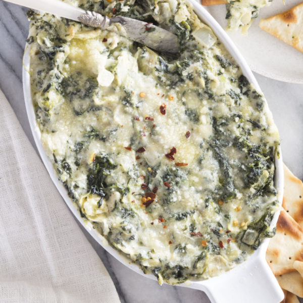 How to Make Spinach Artichoke Dip That Tastes Just Like Houston's