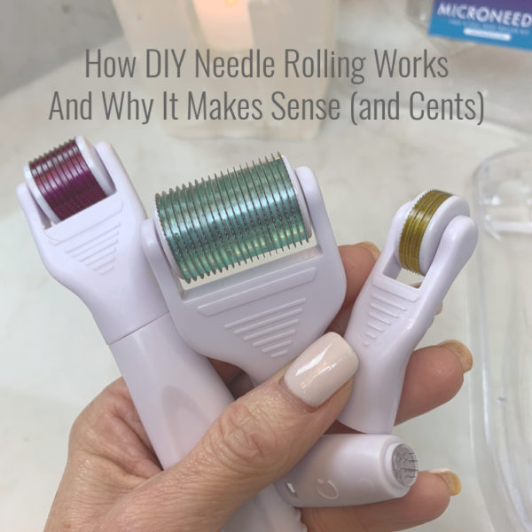 How DIY Needle Rolling Works and Why It Makes Sense (and Cents)