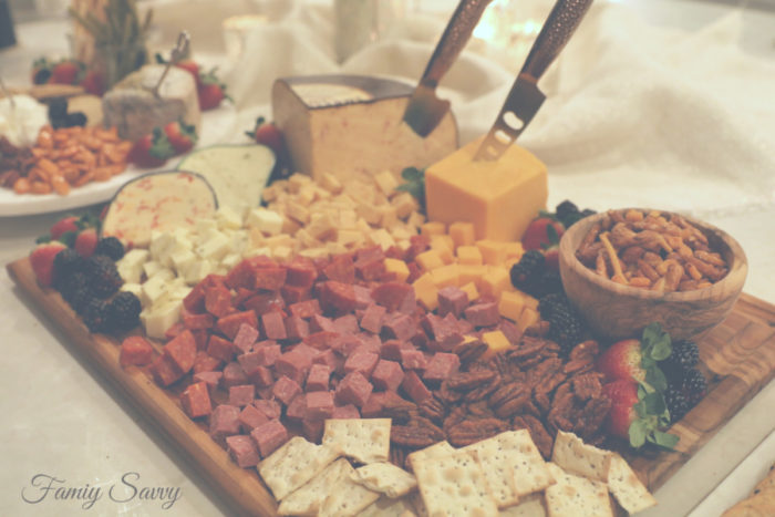 Party Charcuterie and Cheese Board: Shopping Guide and Tutorial