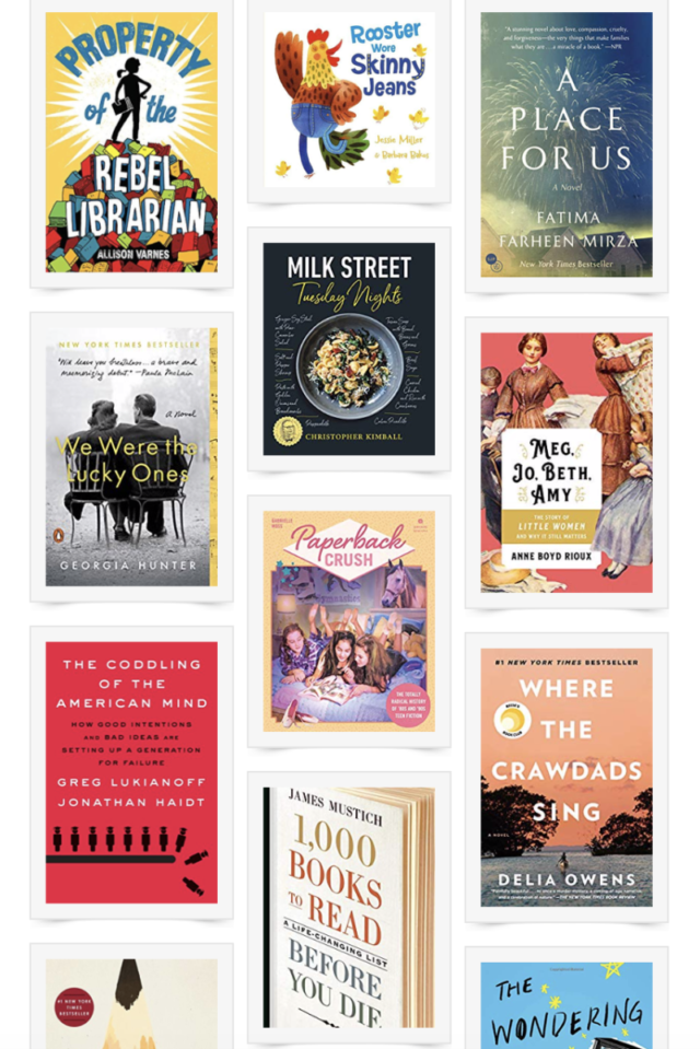 2018 Gift Guide: For the Bookworm or Audible Enthusiast