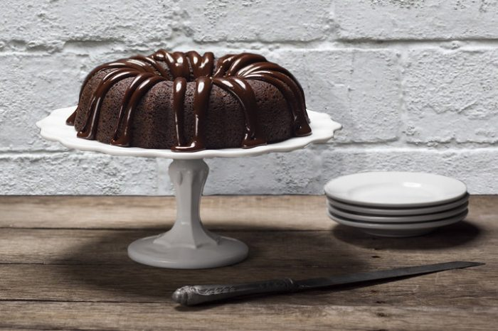 cake mix chocolate bundt