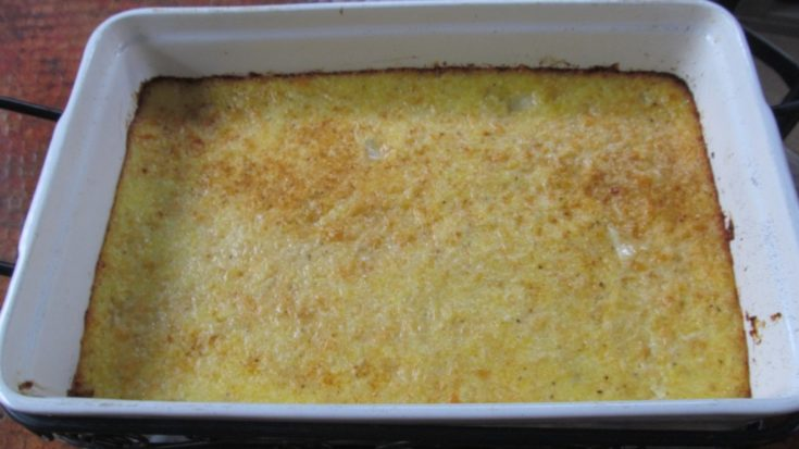 Gourmet Gruyere Cheese Grits