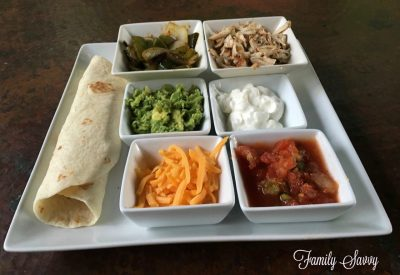 Fresh & Healthy Salsa Taco Shredded Chicken