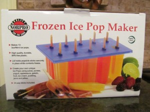 Frozen Buttermilk Pops