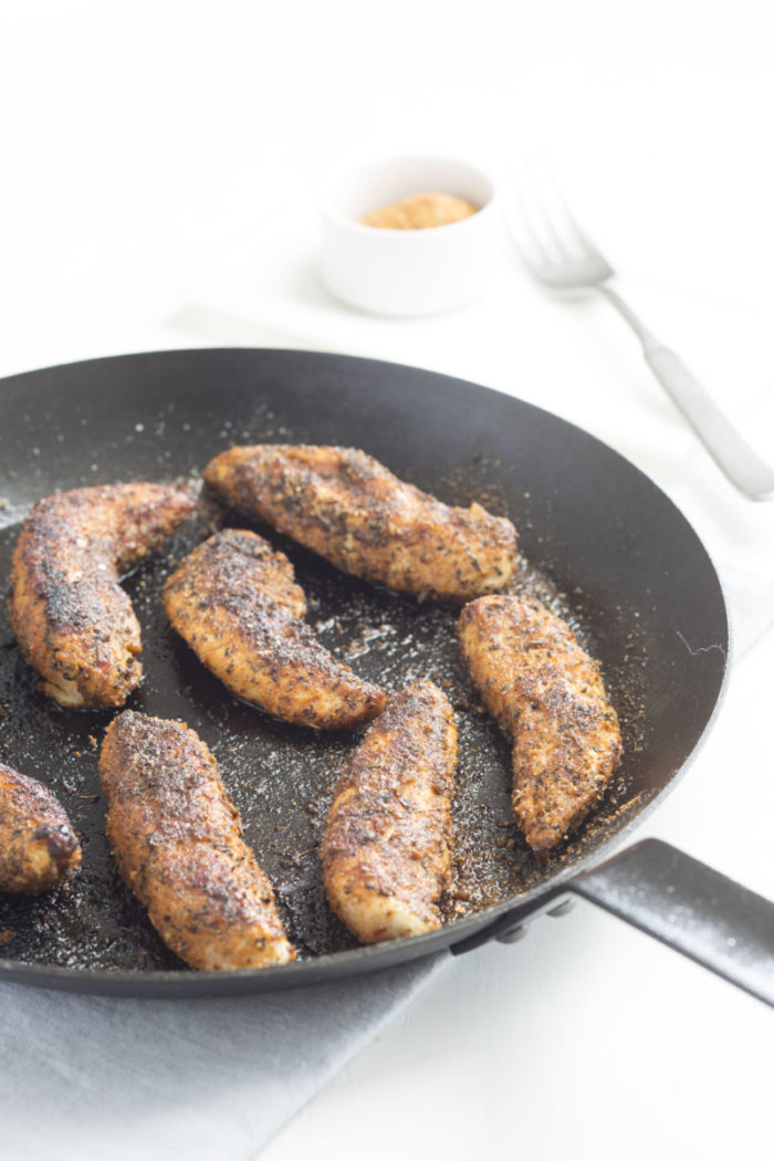 How-to-Make-Yummy-Blackened-Chicken-Tenders-in-a-Skillet-