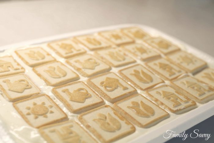 Paula Deen's chessmen banana pudding