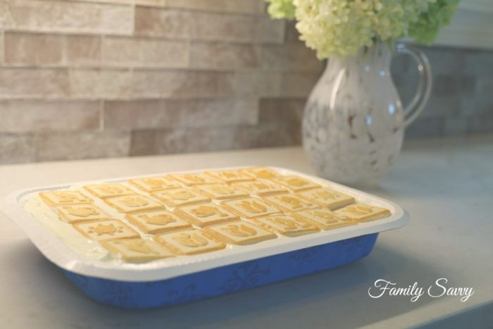 Paula Deen Chessman Banana Pudding