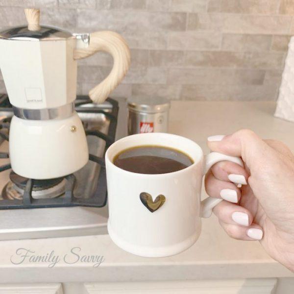 How to Make Fabulous Coffee in a Moka pot