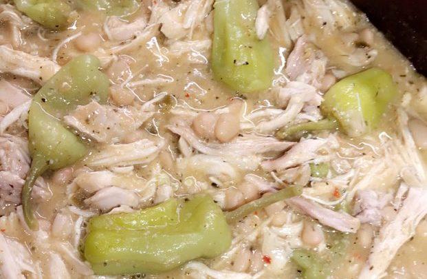 white bean chili chicken