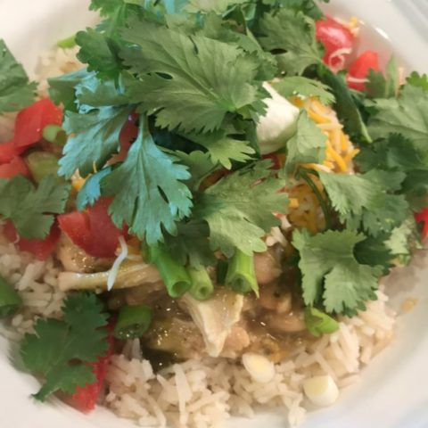 white bean chili chicken